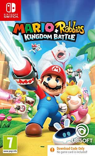 Mario + Rabbids Kingdom Battle (Code in Box) - Nintendo Switch [Edizione: Regno Unito]