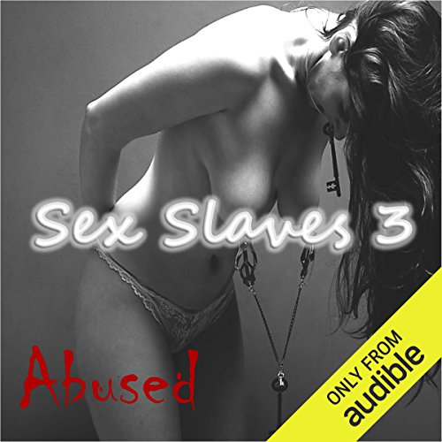 Abused audiobook cover art