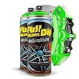 FullColors Kit x2 Sprays Pintura para Pinzas de Freno 400ml - Fácil aplicación - Acabado Profesional (Colores a Elegir) (Verde Lima)