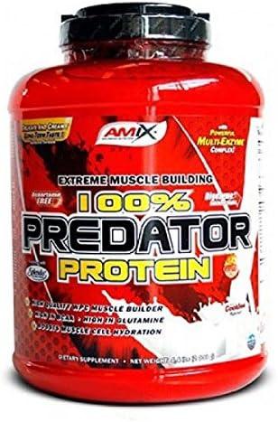 AMIX Predator Protein - 1 kg Vanilla