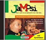 Unbekannt Jamosi 1 - Das lustige Geräusche-Raten CD Spiel 99 Tracks für Party, Kinder, Logopädie, Demenz, Senioren