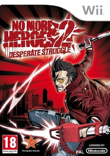 Namco Bandai Games No More Heroes 2 - Juego (No específicado)