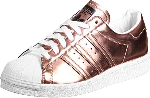 Adidas Sneaker Superstar W BB2270 Bronze, Schuhgröße:36 2/3