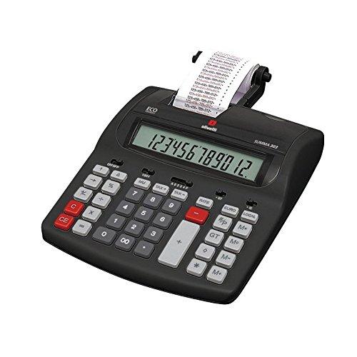 Olivetti Summa 303 Calcolatrice