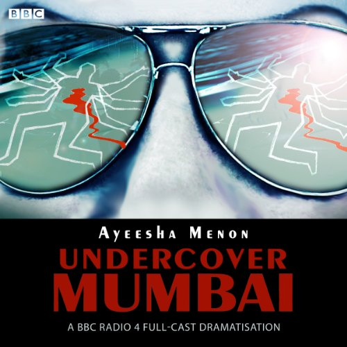 Undercover Mumbai audiobook cover art