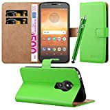 Case For Moto E5 Play Phone Case Luxury Leather Magnetic