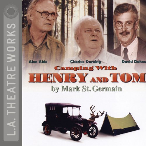 Camping with Henry and Tom cover art