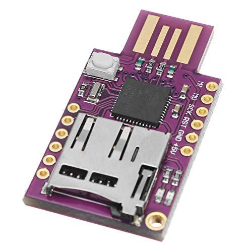 LTH-GD Relais Badusb USB Micro Dakota du SUD Clavier virtuel ATMEGA32U4 Support TF Mémoire commutateur de Relais WiFi