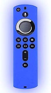 PANYUE Capa protetora de controle remoto, capa de silicone à prova de choque, para controle remoto Fire TV Stick 4K/Fire T...