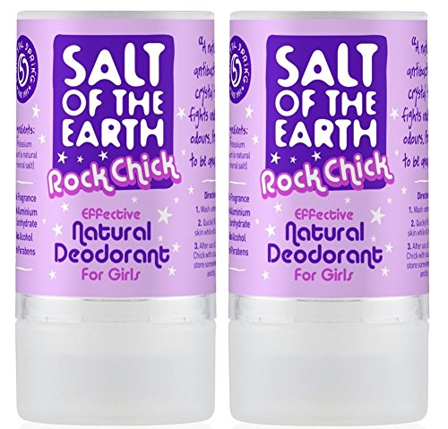 Rock Chick - Natural Deodorant - 90g