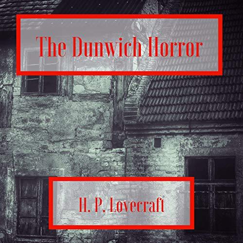 The Dunwich Horror audiobook cover art