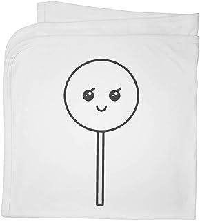 'Happy Lollipop' Cotton Baby Blanket / Shawl (BY00007640)