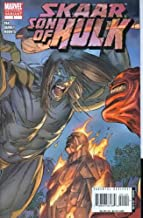 Skaar Son of Hulk #1 2nd Printing Garney Var