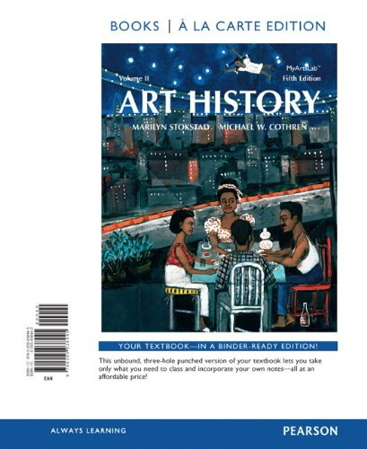 Art History Volume 2 -- Books a la Carte (5th Edition)