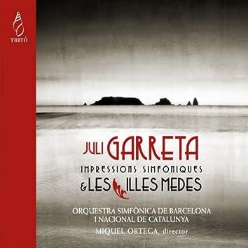 Garreta: Impressions Simfòniques & Les Illes Medes