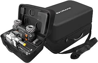 RC GearPro RoboMaster S1 Storage Box Carrying Case High Capacity Storage Bag for DJI RoboMaster S1 Educational Smart Robot