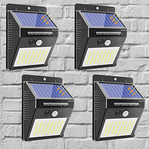 Apliques Exteriores Solares Con Sensor apliques exterior  Marca ZVO