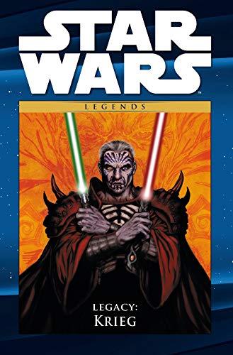 Star Wars Comic-Kollektion: Bd. 75: Legacy: Krieg