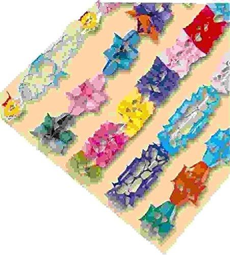 Toyland 79517 Guirlande, Papier, Multicolore, 25 x 20 x 1 cm
