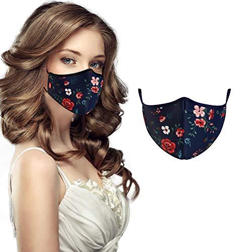 COOL Mask Unisex Fashion Washable Face Mask Gesichtsmaske, Design 9, One Size