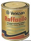 Veneziani Raffaello Antivegetativa idrofila autolevigante additivata con carbonio, colore: Blu,...