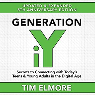 Generation iY audiobook cover art