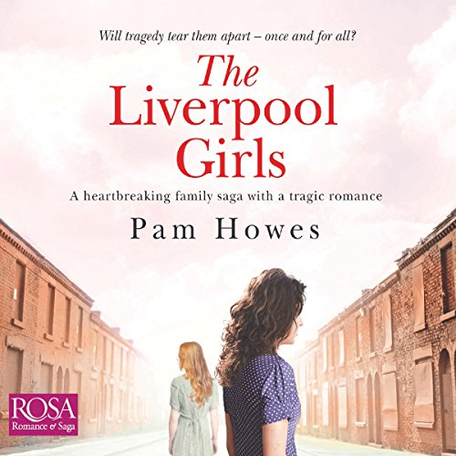 The Liverpool Girls audiobook cover art