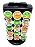 K Cup Carousel Tower by Keurig Holds 30 Of Your Favorite Flavors (Eggplant Color)