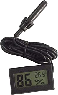 ShenyKan Professionele mini-digitale LCD-thermometer hygrometer luchtvochtigheid temperatuur meter binnen digitaal lcd-dis...