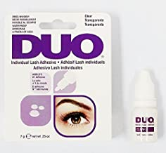 DUO Individual Lash Adhesive Waterproof Eyelash glue -Clear
