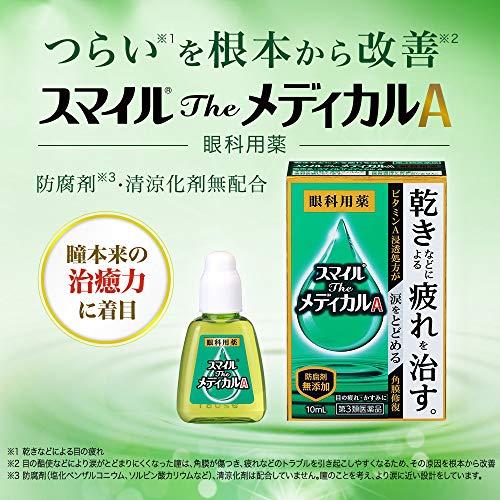 【第3類医薬品】スマイルザメディカルA10mL