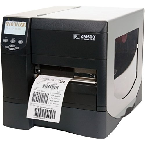 Zebra ZM600, 200 dpi, DT/TT ZM600-200E-0100T