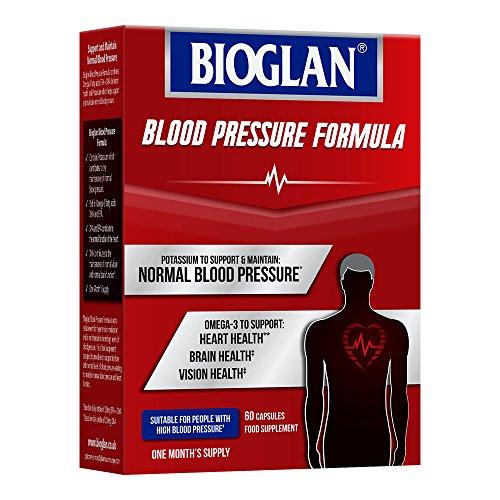 Bioglan Blood Pressure Formula Capsules