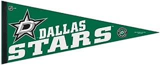 WinCraft NHL Dallas Stars WCR13484514 Bulk Classic Pennant, 12