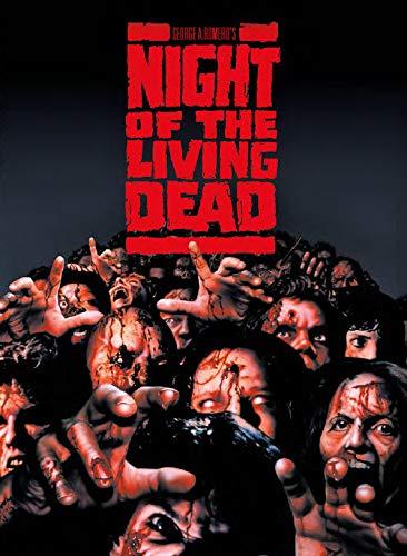 Night of the living dead - Mediabook - Limitiert auf 444 Stück - Cover E (+ DVD) [Blu-ray]