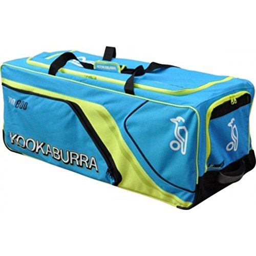 Kookaburra Cricket Pro 800, für Outdoor-Training, Tasche, Tragegurt