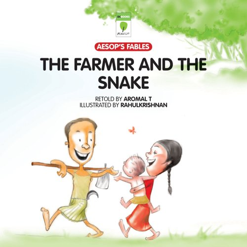 The Farmer and the Snake audiobook cover art