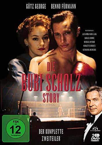 Die Bubi Scholz Story - Der komplette Zweiteiler [2 DVDs]
