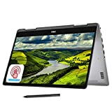 Premium Dell Inspiron 15 7000 Series 2-in-1 Laptop, Flagship 2019 15.6' FHD Touchscreen, i5-8250Ui7-7500U 16GB RAM 256GB SSD 2TB HDD USB-C Backlit KB WiFi Facial Recognition Win 10 w/Dell Stylus Pen