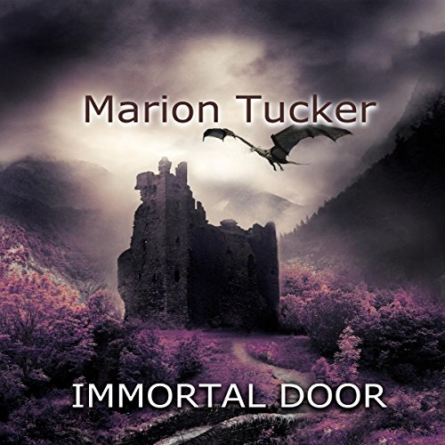 Immortal Door audiobook cover art