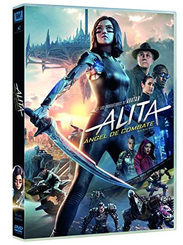 Alita: Angel De Combate [DVD]