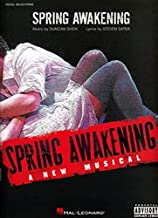 Spring Awakening - Vocal Selections