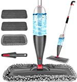 Spray Mop for Floor Cleaning with 3pcs Washable...