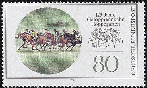 Goldhahn BRD Nr. 1677 postfrisch  Verz ung Briefürken für Sammler