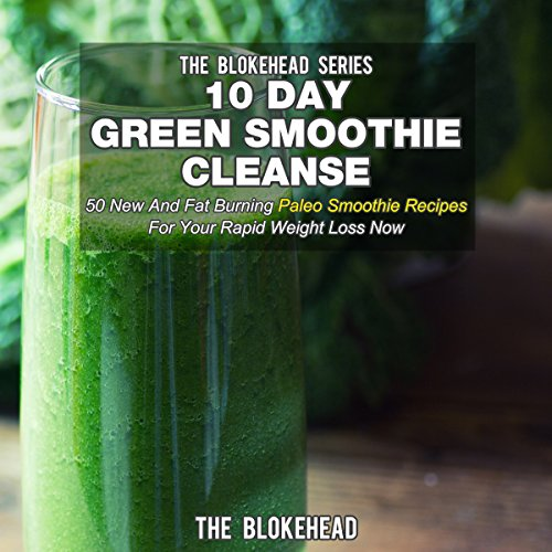 10 Day Green Smoothie Cleanse cover art