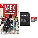 エーペックスレジェンズ チャンピオンエディション【Amazon.co.jp限定】Apex Legends 缶バッジ 付 - Switch_サンディスク microSD 256GB