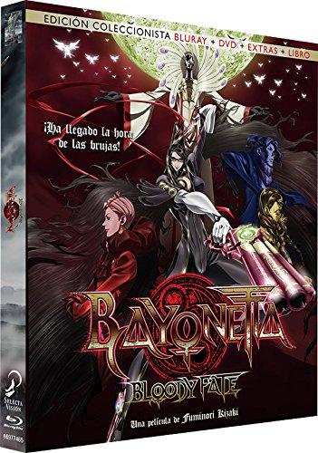 Bayonetta: Bloody Fate - Cb [Blu-ray]