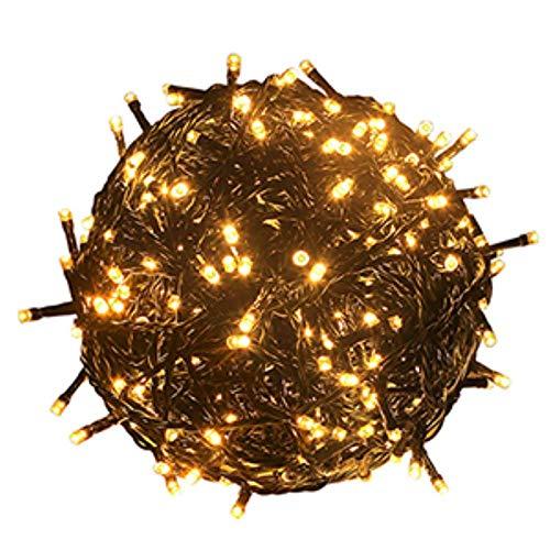 10M 20M 30M 50M 100M Luces LED de cuerda a prueba de...