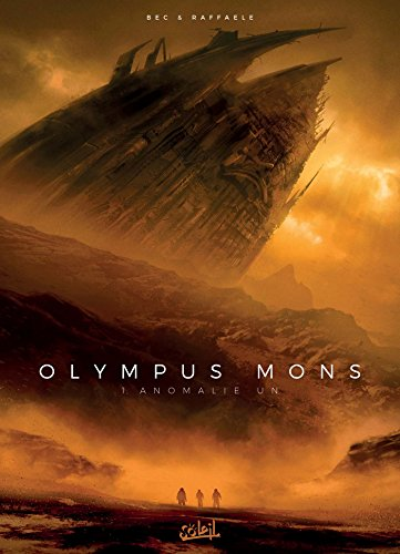 Olympus Mons T01: Anomalie Un
