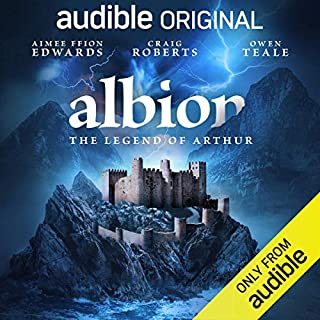 Albion: The Legend of Arthur cover art